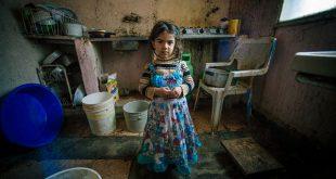 Menina síria encontrou refúgio na Jordânia (Foto: ACNUR / J. Kohler).