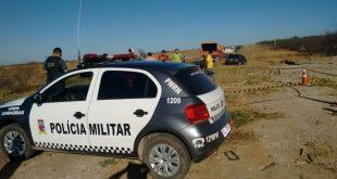 José Roberto Souza, de 19 anos, foi assassinado às margens da RN-233, que liga Caraúbas a Campo Grande (Foto: Passando na Hora).
