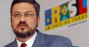 A suspeita é de que Palocci teria ligação com o comando da empreiteira Odebrecht (Foto: Agência Brasil).