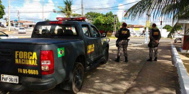 Força Nacional reforça patrulhamento no interior do Rio Grande do Norte