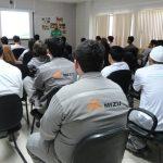 Fábrica de cimento realiza semana de prevenção de acidentes