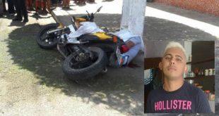 Diego foi atingido no olho e no tórax e morreu antes da chegada do socorro médico (foto: Fim da Linha).