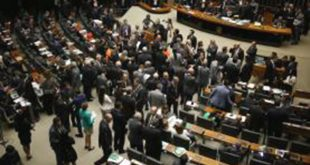 Segundo turno da votação da PEC 241 está na pauta do dia 25 da Câmara dos Deputados (Foto: Fabio Rodrigues Pozzebom/Agência Brasil).