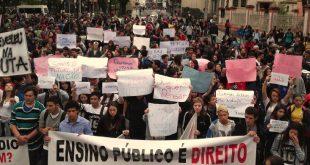 (Foto: União Paranaense dos Estudantes Secundaristas - Upes).