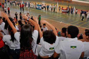 A principal ideia do evento é promover o esporte e a competição  saudável entre os estudantes/atletas.