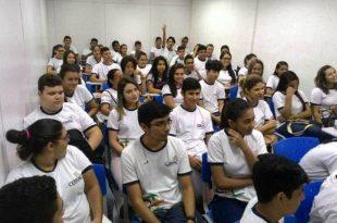 Objetivo é estimular o empreendedorismo no jovem mossoroense. (Foto: cc.com comunicações).