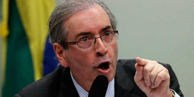Defesa pede liberdade de Eduardo Cunha a tribunal em Porto Alegre