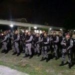 Força Nacional realiza operações ostensivas em Natal e Mossoró