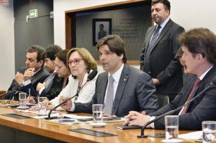 Reunião foi realizada nesta terça-feira FOTO: Mariana Di Pietro