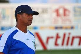 Wassil Mendes, treinador do Santa Cruz de Natal. (Foto: blog do toscano)..