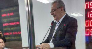 Secretário George Antunes ainda não conseguiu solução para atraso em repasses de empresa terceirizada