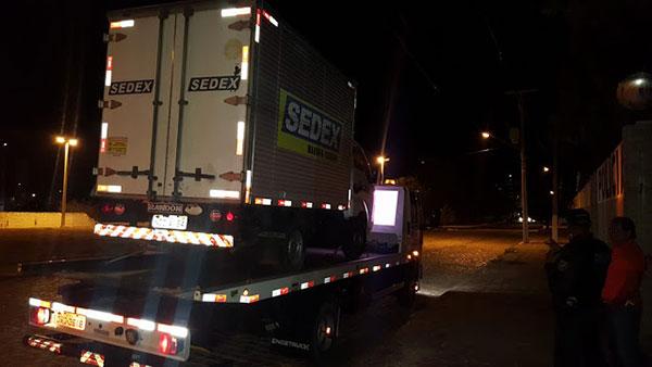 Os Correios ainda não divulgaram o prejuízo acarretado pelo furto da carga (Foto: Passando na Hora).