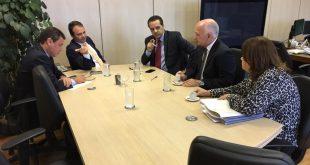 Reunião em Brasília busca liberação de recursos
