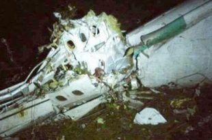 A aeronave levava 81 pessoas, sendo 48 membros da Chapecoense, 21 jornalistas, três convidados e nove tripulantes.