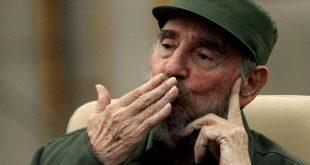 """Conhecido como """"Comandante"""" pelos cubanos, Fidel era personagem de várias histórias e boatos (Foto: AP)."""