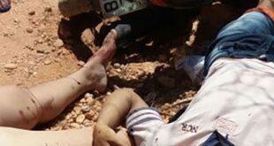 As vítimas ainda não foram identificadas (Foto: Mossoró Notícias).