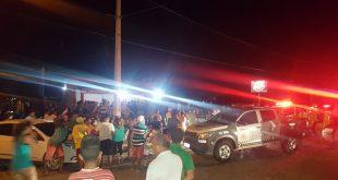 Crime ocorreu na avenida principal do Bom Jesus - Foto: Passando na Hora