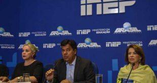 Segundo ministro Mendonça Filho, governo pode discutir mudanças como aplicação da prova em um único dia (Foto: Marcello Casal Jr/Agência Brasil)