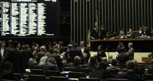 O Plenário da Câmara dos Deputados analisa a MP 746/16, que trata da reforma do ensino médioFabio Rodrigues Pozzebom/Agência Brasil