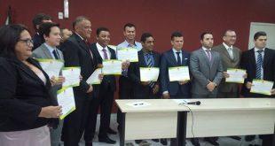 Juninho Alves assumirá o cargo de prefeito no próximo dia 1º de janeiro.