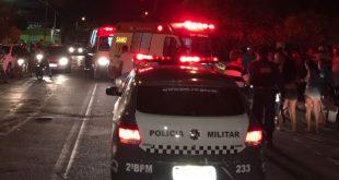 Duplo homicídio ocorreu no bairro Paredões Foto: Passando na Hora