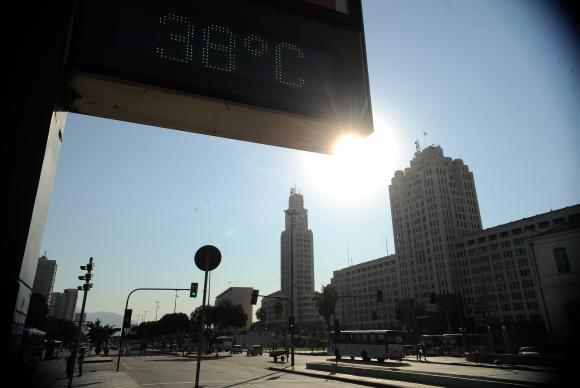 O dia do início da estação é chamado de solstício de verão, que é quando o máximo de radiação solar chega à região(Fernando Frazão/Agência Brasil).