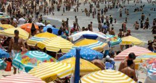 Elevadas temperaturas podem provocar vasodilatação (Foto: Agência Brasil).
