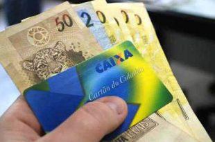 Pagamento na rede bancária será realizado até o dia 29 de dezembro.
