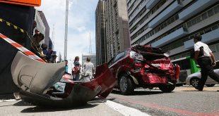 Motoristas, passageiros e até pedestres podem solicitar o seguro (Foto: Paulo Pinto/Fotos Públicas)