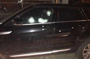 Blindagem impediu que empresário fosse atingido por disparos