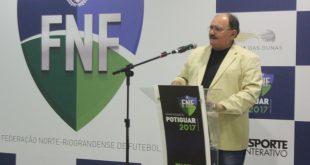 José Vanildo reforça limite para inscrições