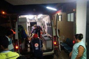 O crime aconteceu na noite da terça-feira, 27, na cidade de Baraúna. Inaldo Rodrigues morreu no HRTM (Foto: O Câmera).