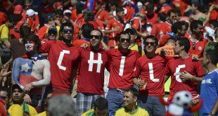 Punição foi aplicada por causa dos insultos de caráter homofóbicos lançados pela torcida chilena (Foto: Agência Brasil).