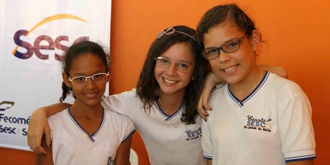 Sesc entregará 42 pares de óculos de grau gratuitos em Caicó ... 66f6cfc817