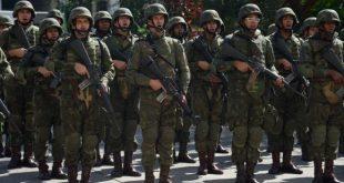 A presença das Forças Armadas em presídios do país é uma resposta do governo à crise enfrentada pelos estados no sistema penitenciário Foto: Tomaz Silva/Agência Brasil).