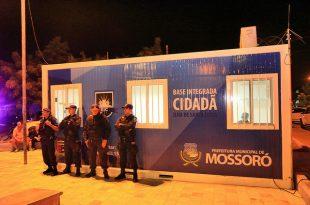 O secretário municipal de Segurança, Eliéser Girão, afirmou que irá reforçar serviços de ronda móvel (Foto: Arquivo Prefeitura de Mossoró).