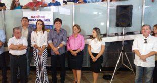 """Robinson avalia parceria com Rosalba: """"Pelo bem de Mossoró"""""""