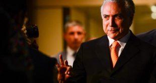 Michel Temer também anunciou a construção de outros cinco presídios federais (Foto: Agência Brasil).