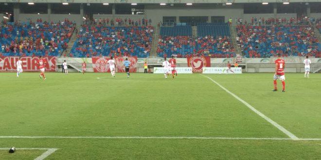 Potiguar perde com gol no fim da partida e Baraúnas se mantém líder após empate com ABC