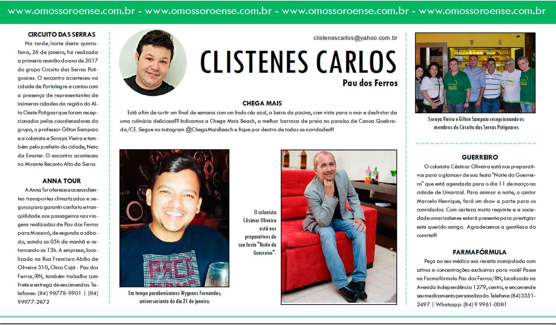 CLISTENES-CARLOS