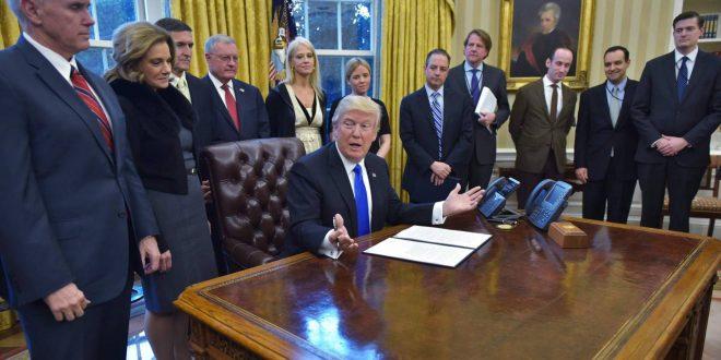 Donald Trump ministério