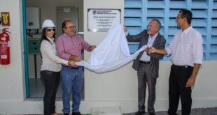 Usina Solar da Ufersa já é responsável pela produção de 7% da energia consumida na universidade/Foto: Eduardo Mendonça