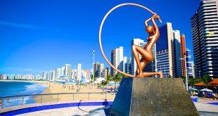 Fortaleza apresentou a maior variação ente as capitais da região Foto: Alpha Praia
