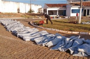 Ainda hpa quatro corpos dos 26 mortos no massacre do dia 14 de janeiro que ainda não foram identificados (Foto: Divulgação PM).