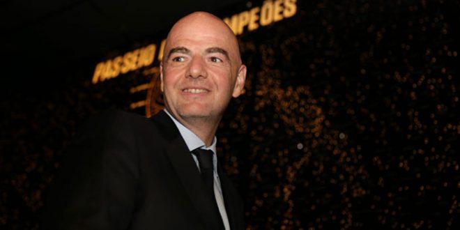A ampliação era uma promessa do presidente da Fifa, Gianni Infantino (Foto: CBF).