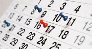 Nos cálculos, a FecomercioSP desconsiderou os feriados estaduais e municipais.