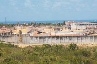 Penitenciária Estadual de Alcaçuz conta com diversos problemas estruturais  - Foto: Sumaia Villela/Agência Brasil