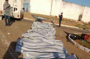 Até agora, o ITEP já conseguiu fazer a identificação de 19 dos 26 corpos