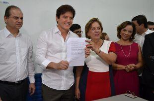 Nesta quinta-feira, o ministro da Saúde se reúne ainda com prefeitos de diversas cidades do RN (Foto: Luciano Lellys).