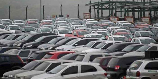 Vendas de veículos novos caíram 20,29% em 2016 quando foram emplacadas 3,17 milhões de unidades contra 3,98 milhões de 2015Agência Brasil/EBC